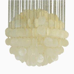 Deckenlampe von Verner Panton, 1970er