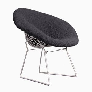 Diamond Chair by Harry Bertoia for Knoll Inc. / Knoll International, 1950s