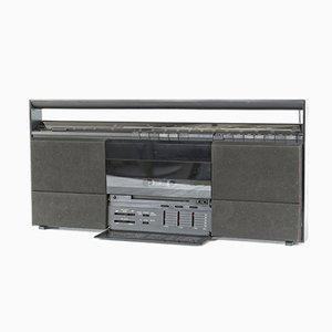 Beosystem 10 Stereo / Radio / Cassette di David Lewis per Bang + Olufsen, Danimarca, 1984