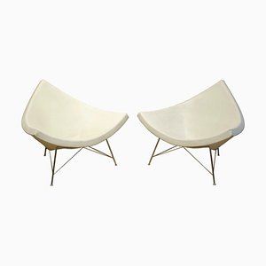 Coconut Lounge Chairs by George Nelson for Vitra, 1993, Set of 2