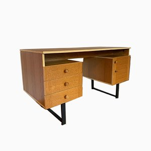 Swedish Double-Sided Desk from Royal Board, 1970s