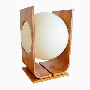 Lampada da tavolo di Temde, anni '60