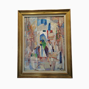 Jupille Raymond, Oil on Canvas