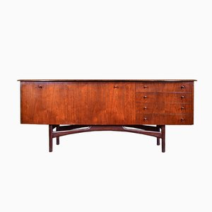 Teak & Afromosia Sideboard from Dalescraft, 1960s