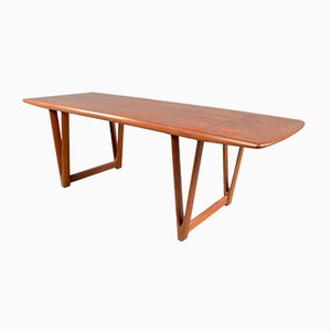 Coffee Table by Andreas Hansen for Arrebo Möbler, 1960s