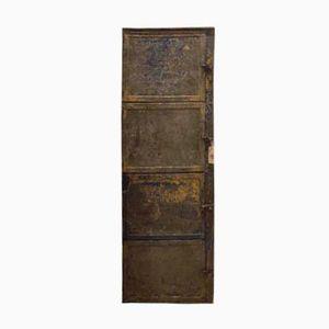 Meuble d'Archivage Vintage Industriel en Acier Peint