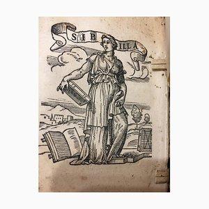 Andrea Fulvio - Delle Antichità della Città di Roma e delli Edifici Memorabili di Quella - 1543