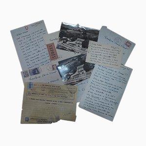 Francis Poulenc - Autogramm Briefe - 1960er Jahre