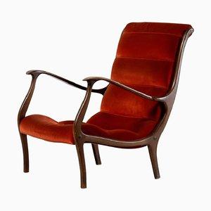 Vintage Mitzi Armchair by Ezio Longhi for Elam, 1960s