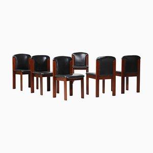 Vintage Stühle von Silvio Coppola, Italien, 1960er, 6er Set