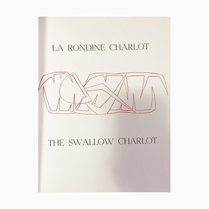 Roberto Crippa, The Swallow Charlot Book, 1957