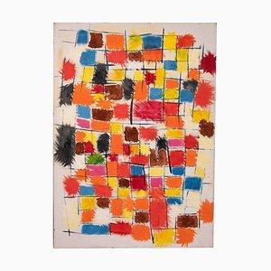 Giorgio Lo Fermo - Reticulum - Oil Paint - 2019