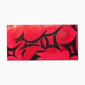 Giorgio Lo Fermo - Ideograms - Oil Painting - 2021