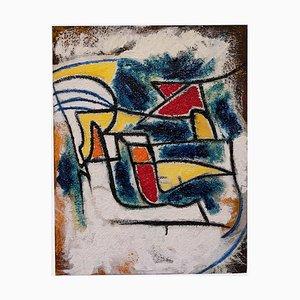 Giorgio Lo Fermo - Black Lines II - Oil Paint - 2010
