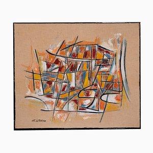 Giorgio Lo Fermo - Reticulum - Oil Painting - 2020