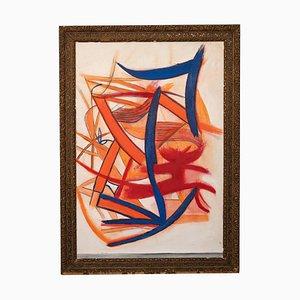 Giorgio Lo Fermo - Abstrakter Ausdruck - Ölgemälde - 2019