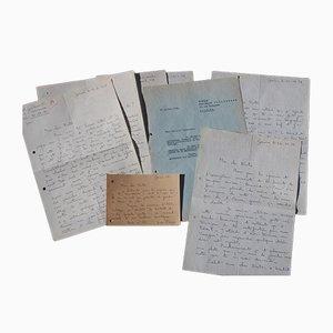 Jean-pierre Guillermet - Autograph Letter - 1958