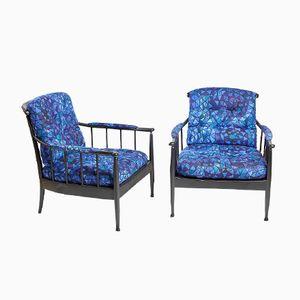 Skrindan Chairs von Kerstin Hörlin-Holmquist für OPE, 2er Set