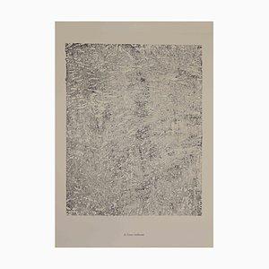 Jean Dubuffet - L'Eau Radieuse - Lithograph - 1959