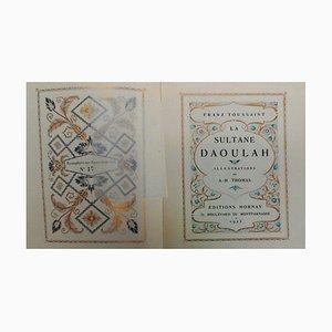 Franz Toussaint - La Sultane Daoulah - Buch - 1923