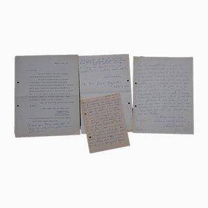 Giuseppe Santomaso - Graphic Disadventures - Signés Autographes - 1954/1956