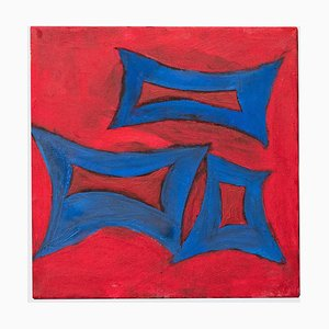 Peinture Giorgio Lo Fermo - Minimalisme - Peinture à l'Huile - 2020