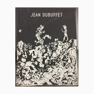 Jean Dubuffet, Paintings Exhibition, Drawings and Other Works Executed from 1942 To 1954