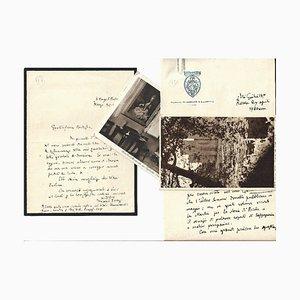 Mario Praz, Correspondence, 1930s