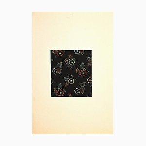 Clement Kons, Komposition 1920, Gemälde, 1920