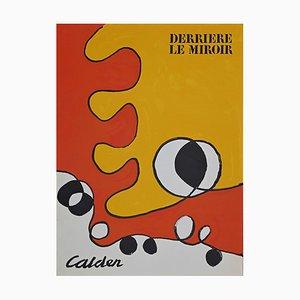 Alexander Calder, Cover for ''Derriere Le Miroir'' No 178, Lithograph, 1968