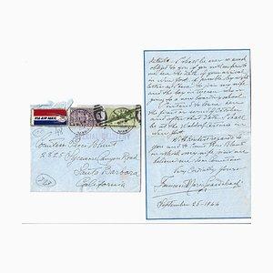 Francesco Maria Guardabassi - Family Memories - Autograph - 1944