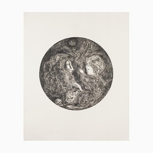 Gian Paolo Berto - Moses - Etching on Paper - 1974