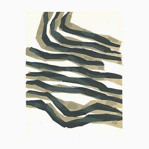 Raoul Ubac, Composition, Lithograph, 1965