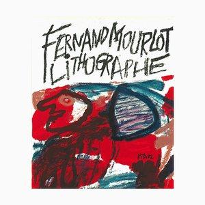 Jean Dubuffet, Fernand Mourlot Lithograph, Lithograph, 1982