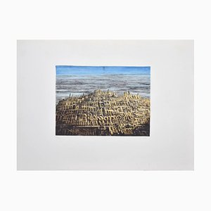 Antonio De Totero, The City, Etching, Late 20th Century