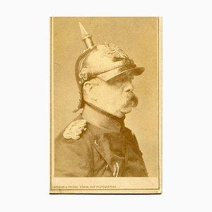Honoré Daumier, Portrait of Otto Von Bismarck, Ancient Photographer, 1876
