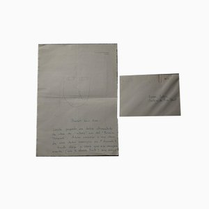 Gonzalo Fonseca, Autograph Letter Signed by Gonzalo Fonseca, 1969
