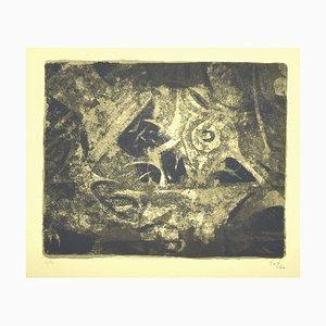 Amerigo Tot, Composition, Lithograph, 1960s