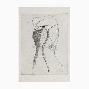 Rainer Maria Chef, Composition, Lithograph, 1960s