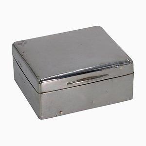 Vintage Silver Box, 1921