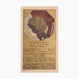 Franz Von Stuck, International Art Exhibition, 1897