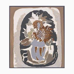 Georges Braque, Repose, Lithograph, 1967