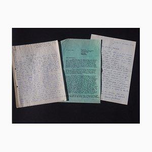 Jean-Pierre Guillermet, A Working Plan in Latin America, Letters by Jean-pierre Guillermet, 1959