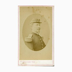 Fratelli D'alessandri, Porträt von Hermann Kanzler, Druck, 1860er