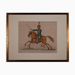 Unknown, Count Platoff, Hetman of Cossacks, Lithograph, 1819