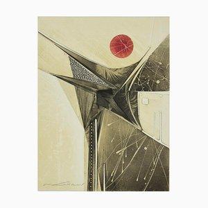 René Lubarow, Ever Taken Alto Cover, Radierung, 1978
