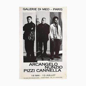 Unknown, Archangel, Nunzio, Pizzi Cannella, Vintage Posters, Late 20th Century