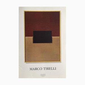Marco Tirelli, Vintage Poster Exhibition, 1995