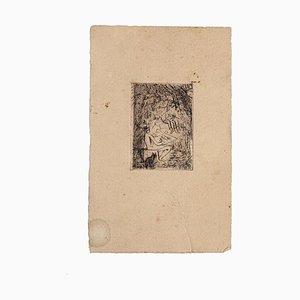 Unknown - Werkstatt - Original Radierung - 19. Jahrhundert