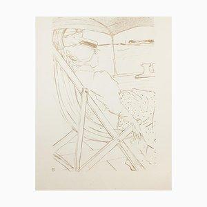 Henri De Toulouse-Lautrec, The Passenger's, Offsetdruck, 1970er